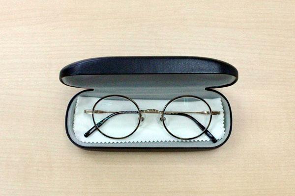 メガネの管理・整理