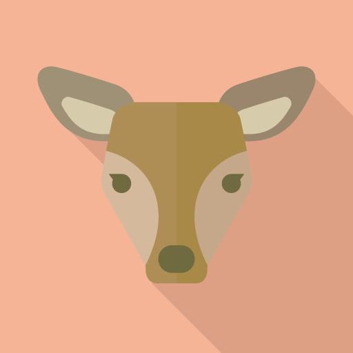 小鹿アイコン